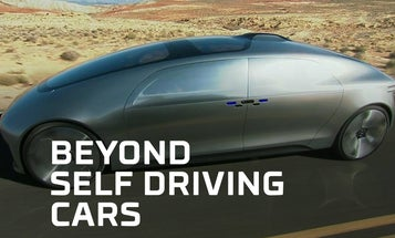 Self-driving cars are just the beginning
