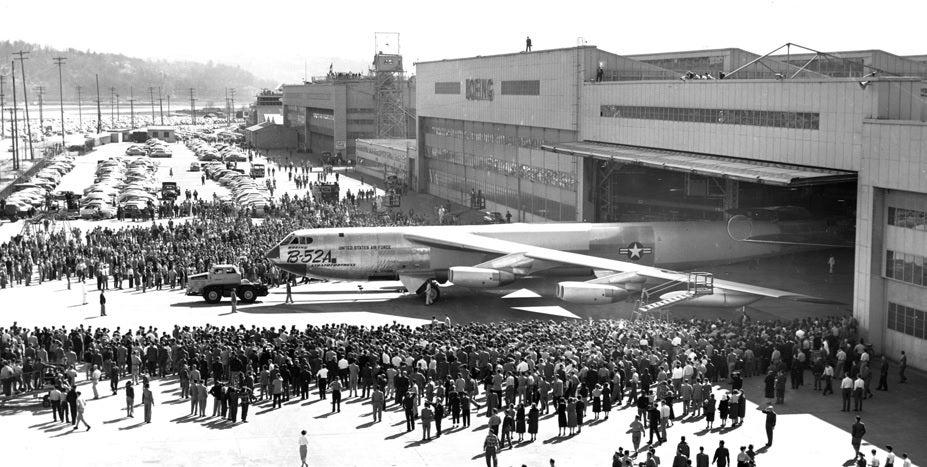 """""""B-52A"""""""