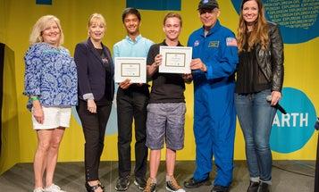 Meet The Winners Of Star Trek And NASA's Student 3D Printing Challenge