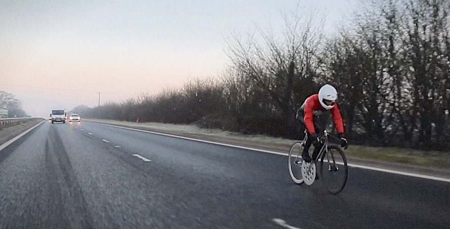 Watch This Bicycle Go 80 MPH