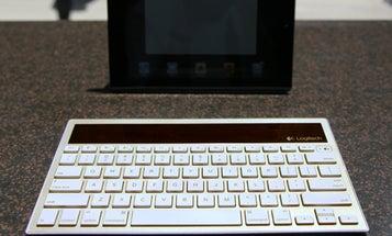 Pop Review: The Logitech K760 Solar Keyboard