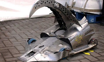 A Brief History Of The Demise Of Battle Bots