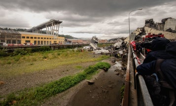 Deadly collapse in Italy turns spotlight onto aging bridges around the world