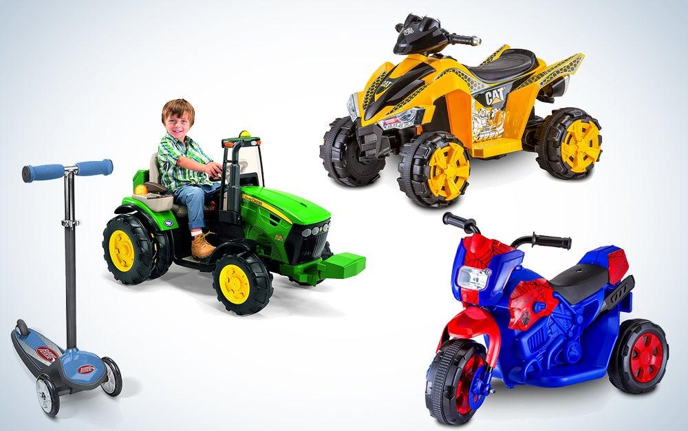 Kids vehicles on sale