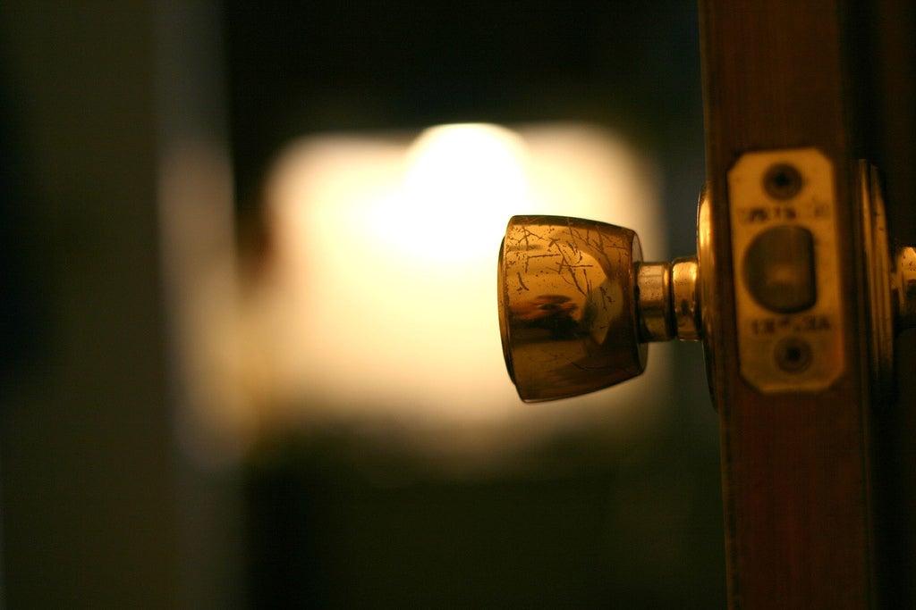 Vancouver Banned Doorknobs. Good.