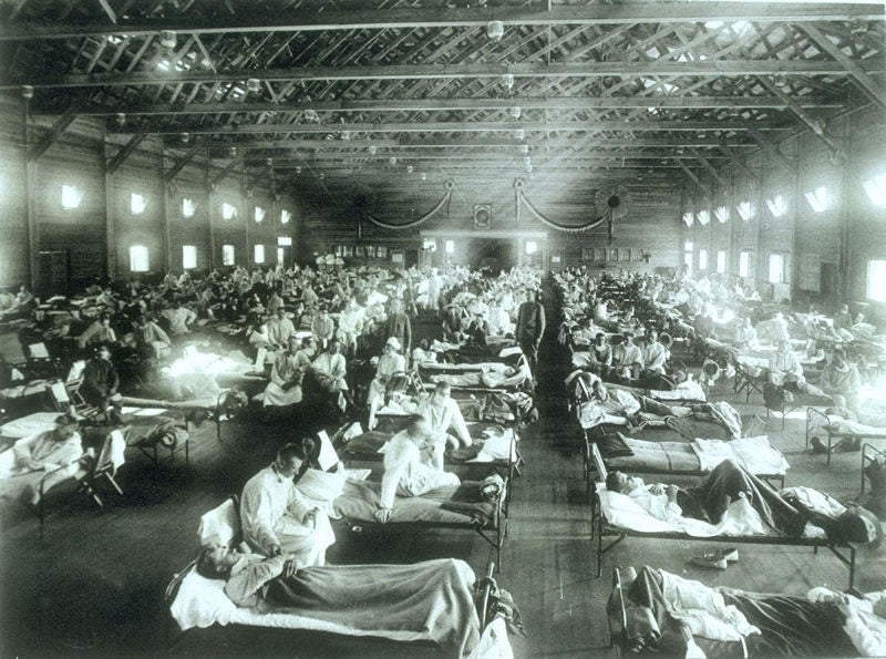 How the deadly worldwide pandemic, the Spanish Flu, got its name