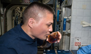 At Last, Space Brewer Lets Astronauts Make Real Coffee In A Cup