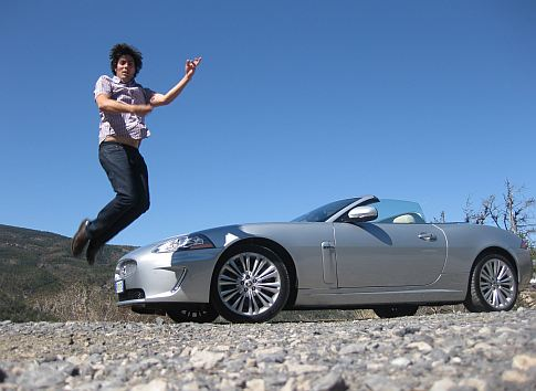 Driven: the 2010 Jaguar XKR Coupe and Convertible