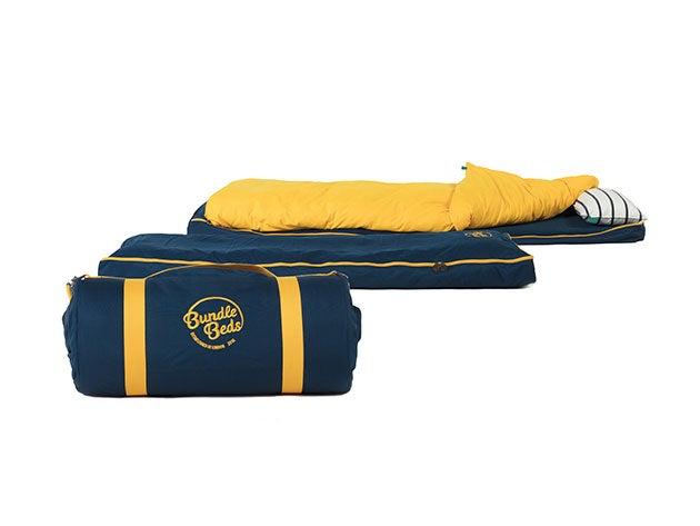 Bundle Bed Portable Sleeping Solution