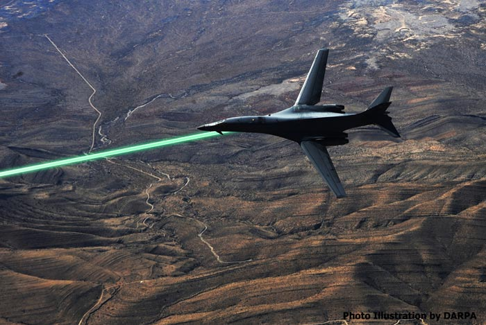 The Pentagon Plans To Test More Airborne Laser Weapons As Soon As Next Year