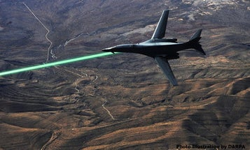 Drones Will Use Lasers So Other Lasers Can't Shoot Them Down