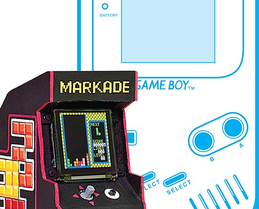 The World's Smallest Arcade