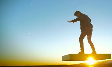 For Sale: A Fan-Powered Hoverboard That Actually Hovers