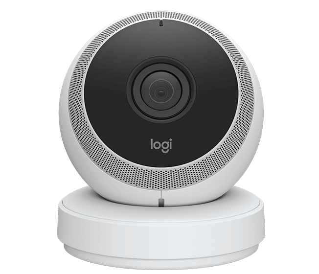 Logitech Circle Connected Security Camera Review