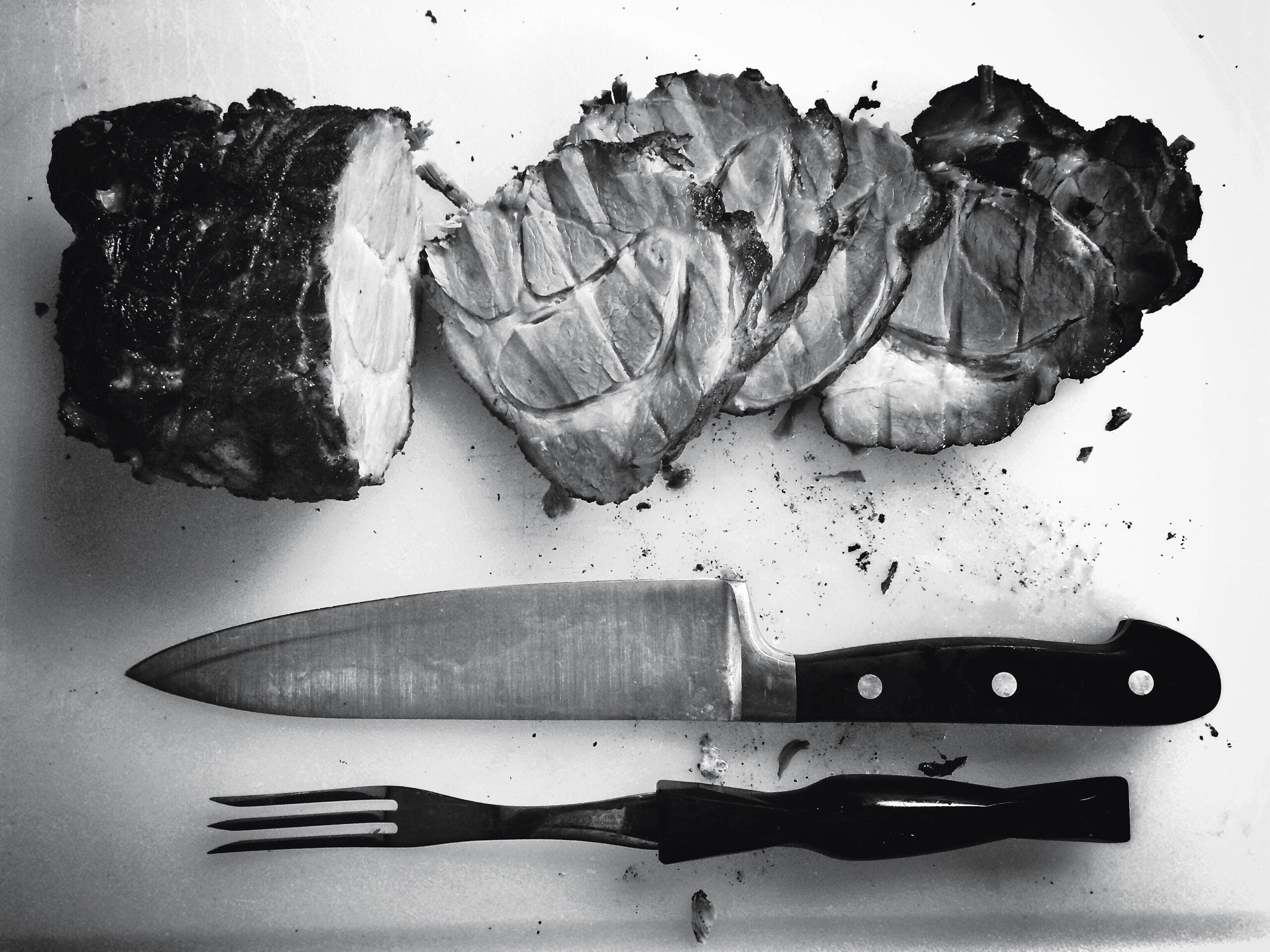 How to sharpen your kitchen knives