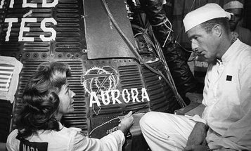 Mercury Astronaut Scott Carpenter and the Controversy Surrounding Aurora 7