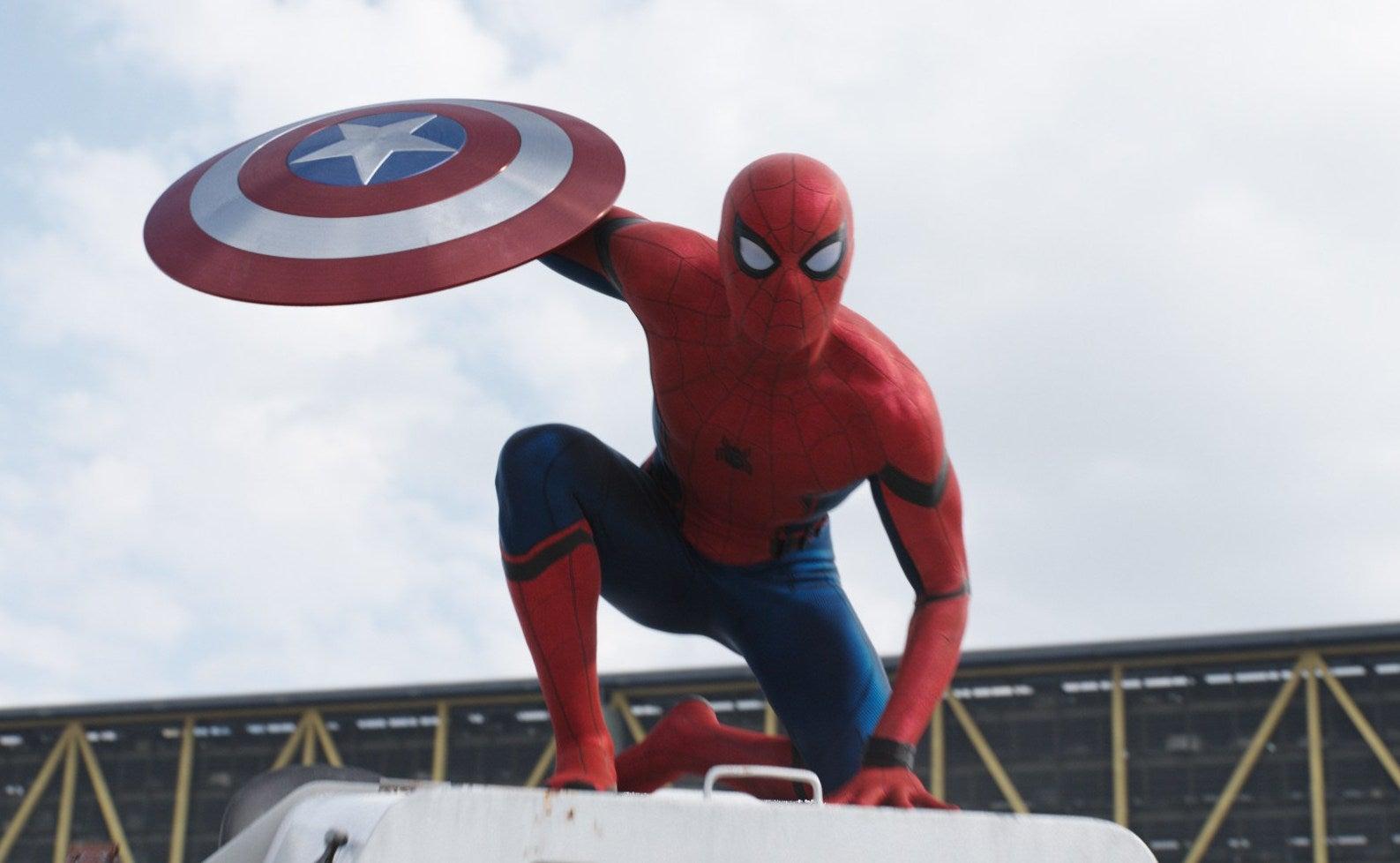 Captain America's Vibranium Shield Disobeys Physics, Until Now