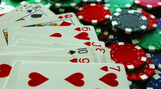 Cracking the Poker Face: Your Eyes Betray the Numbers on Your Mind