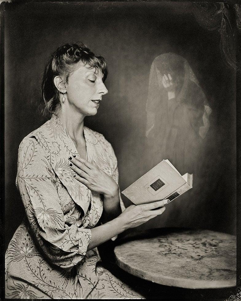 When cameras captured ghosts