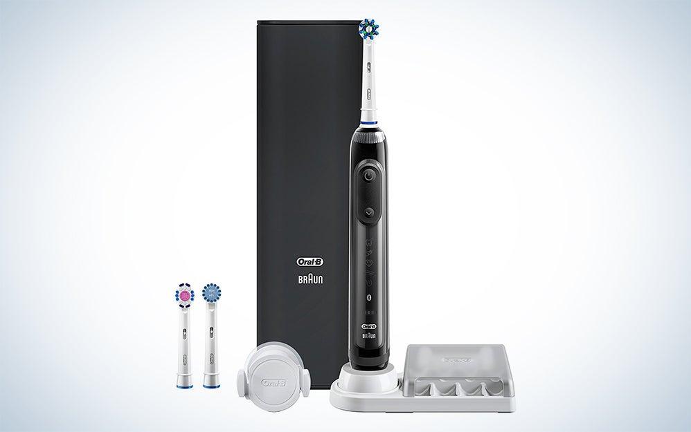Oral-B electric toothbrush