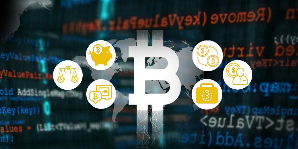 Learn how to make smart investments in Bitcoin for less than $5 per course