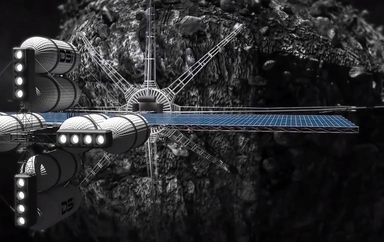 Luxembourg Wants To Become Earth's Hub For Asteroid Mining