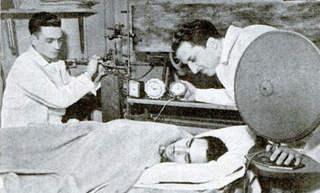 Archive Gallery: The Science of Sleep