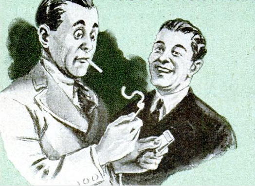 A Chemistry Prank From The April 1939 Issue Of Popular Science