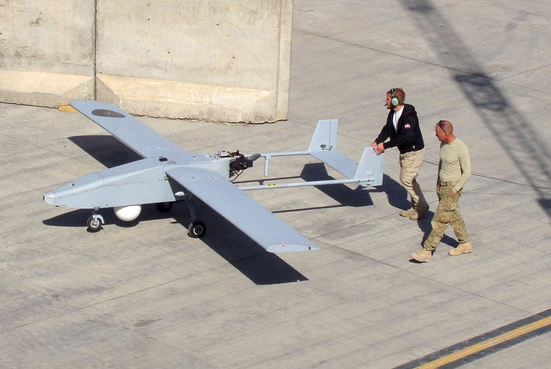Sandia Labs Hands Bomb-Detecting Tech Over To Army