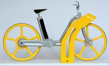 Bike Sharing Gets an Electric Update