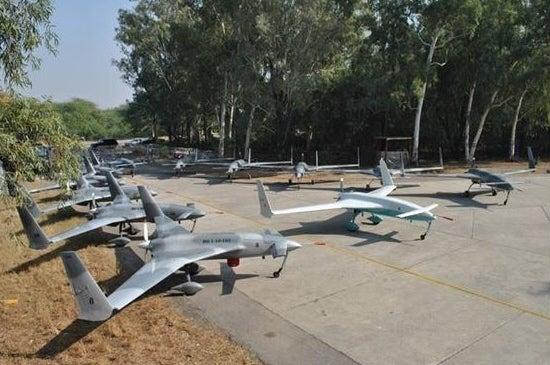 Burraq Drones
