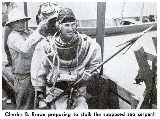 Suiting Up, October 1937