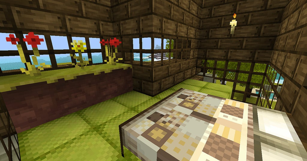 Minecraft: Making Your Own Fun, One Brick At a Time