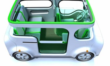 Next-Wave Mexico City Taxi Concept May See Daylight
