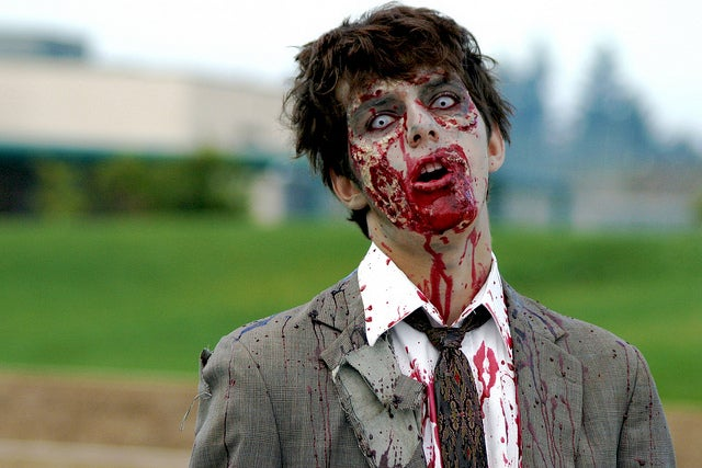 Why are scientists so obsessed with studying zombies?