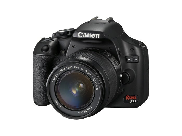 Canon Brings HD to Budget SLR