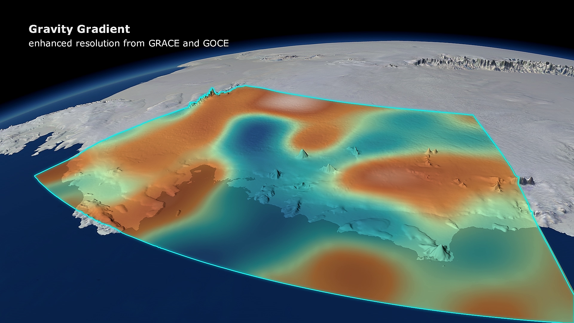 Dramatic Ice Loss Is Messing With Antarctica's Gravity