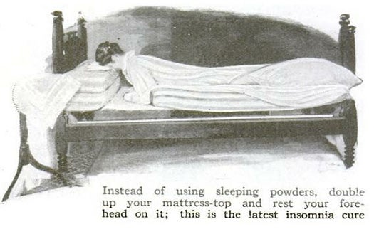 This Will Cure Your Insomnia, January 1920