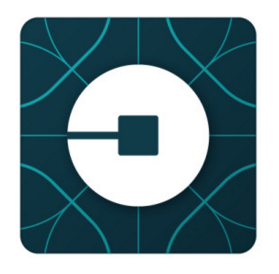 Uber's new logo unveiled in February 2016