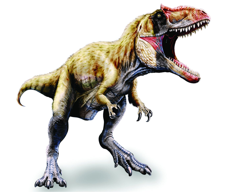Meet Super T. rex And 3 Other Nightmarish Dinosaurs