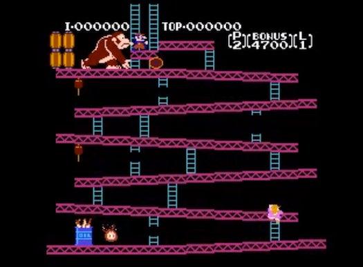 Dad Of The Year Hacks 'Donkey Kong' So His Daughter Can Play The Princess And Save Mario