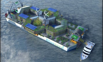Blueseed, the Floating City for Startups, Has More Than a Hundred Firms Ready to Ship Out