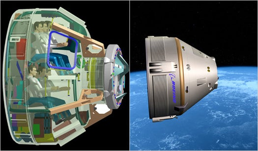 Boeing Will Launch Space Tourism Business, Lifting Off in 2015