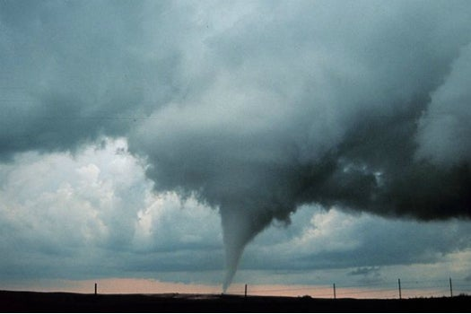 FYI: Could Climate Change Cause More (And Bigger) Tornadoes?