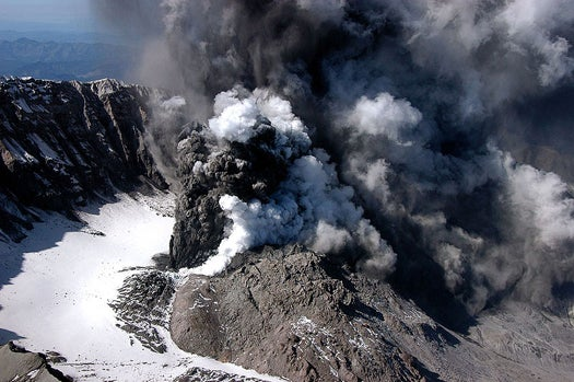 Silicon Carbide Sensors, Resistant to 1,600-Degree Heat, Could Monitor Conditions Inside Volcanoes