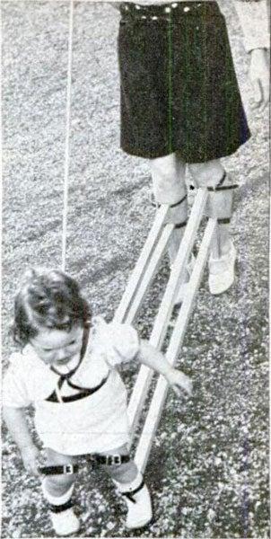 Baby Walker: September 1939