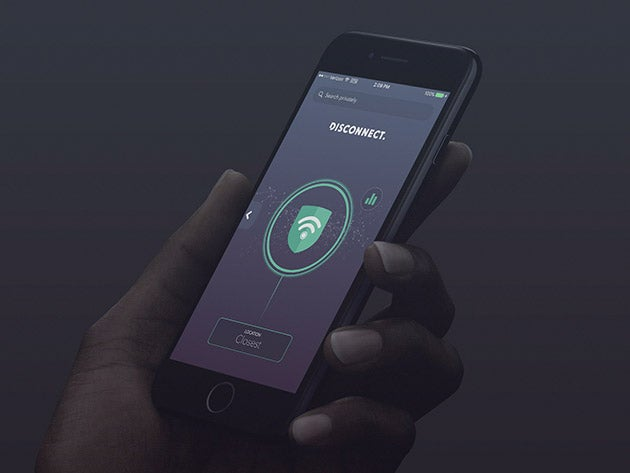 Disconnect helps you escape online trackers and conserve your battery