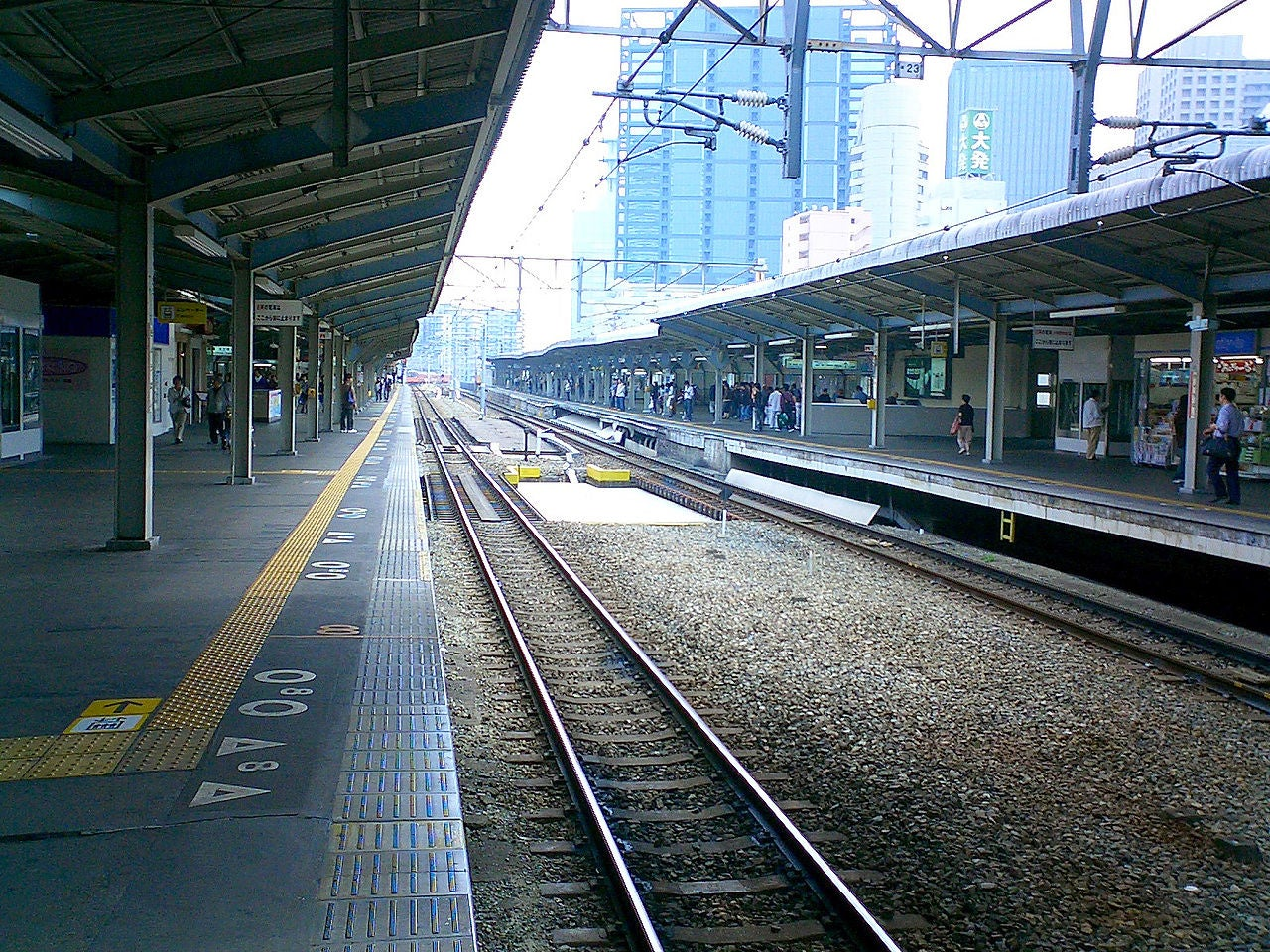New Cameras In Japan Can Detect Drunks At Train Stations