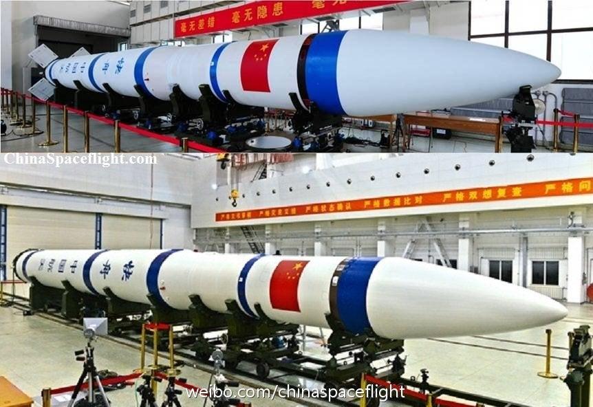 Kuaizhou 1 China Expace space Launch