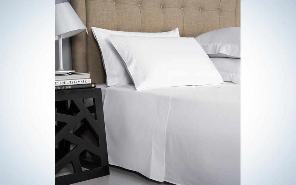 Mayfair Linen Egyptian cotton sheets